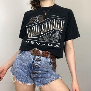 Vintage Single Stitch Nevada Gold Strike T-Shirt